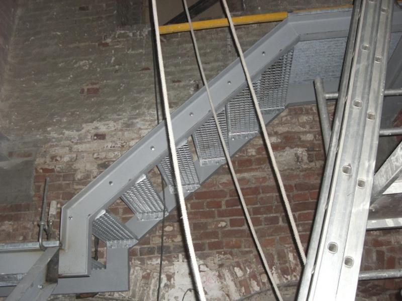 Treppeneinbau