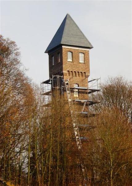 Wasserturm Aussenansicht 03