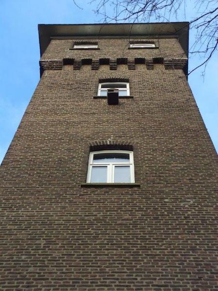Wasserturm Aussenansicht  04