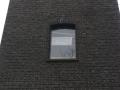 Teilansicht alte Fenster